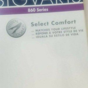 SIGVARIS MEDICAL COMPRESSION STOCKING,CALF SIZE L4